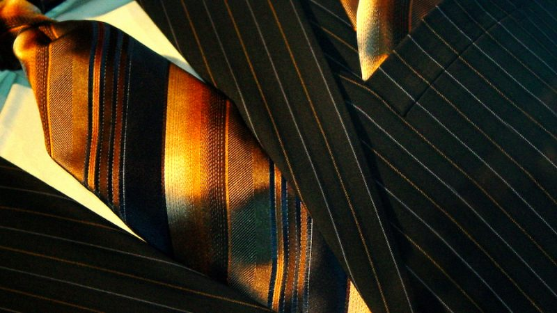 Your Tie Makes a Statement About You