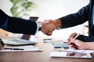 handshake, meeting, business