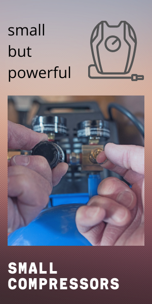 powerful small compressors