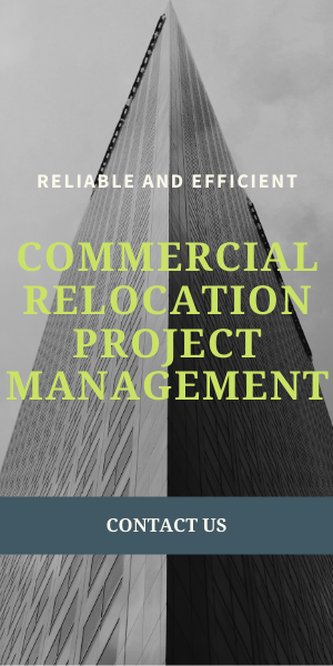 Commercial relocation project management