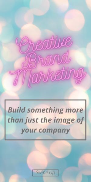Creative brand marketing